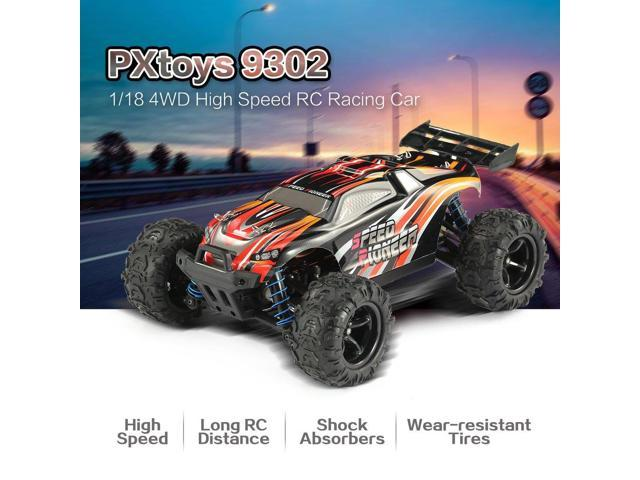 PXtoys 9302 1/18 4WD RC Off-Road Buggy Vehicle High Speed Racing RC Car for  Pioneer RTR Monster Truck Toy Gift - Newegg com