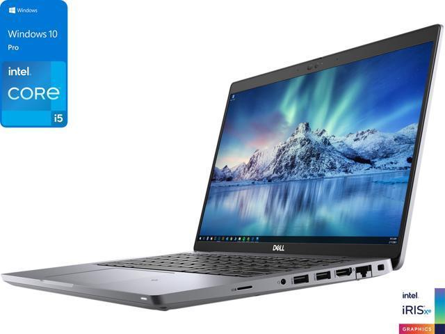 "Dell Latitude 5420 Notebook, 14"" FHD Display, Intel Core i5-1135G7 2.40GHz, 16GB RAM, 512GB NVMe SSD, HDMI, DisplayPort via Thunderbolt, Card Reader, Wi-Fi, Bluetooth, Windows 10 Pro"