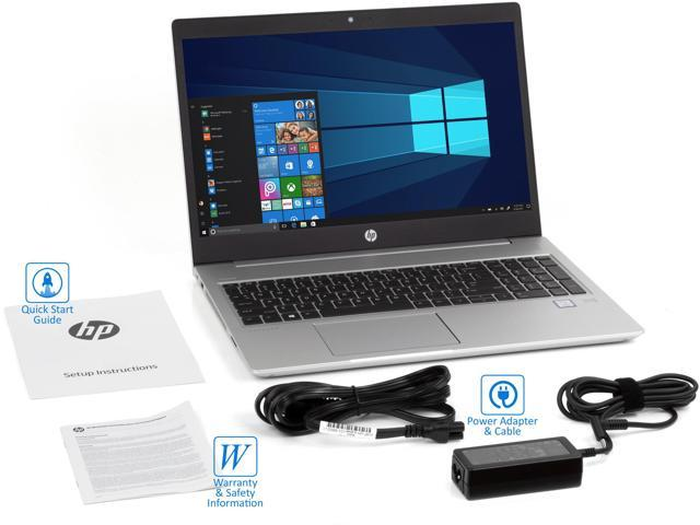 HP ProBook 450 G6 Notebook, 15 6