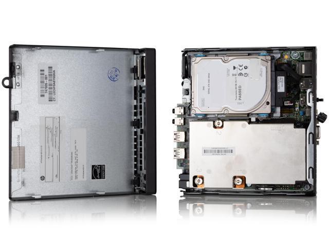 HP EliteDesk 800 G1 Mini Desktop, Intel Quad-Core i5-4590T Upto 3 0GHz, 8GB  RAM, 128GB SSD, DisplayPort, VGA, LAN, Wi-Fi, Bluetooth, Windows 10 Pro -