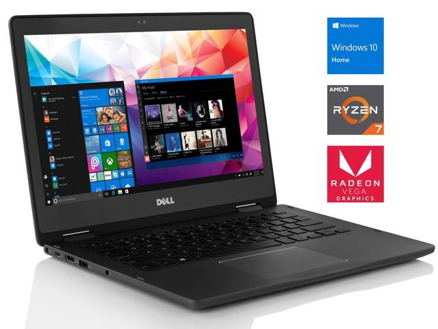 Dell Inspiron 7375 2-in-1 Notebook, 13 3