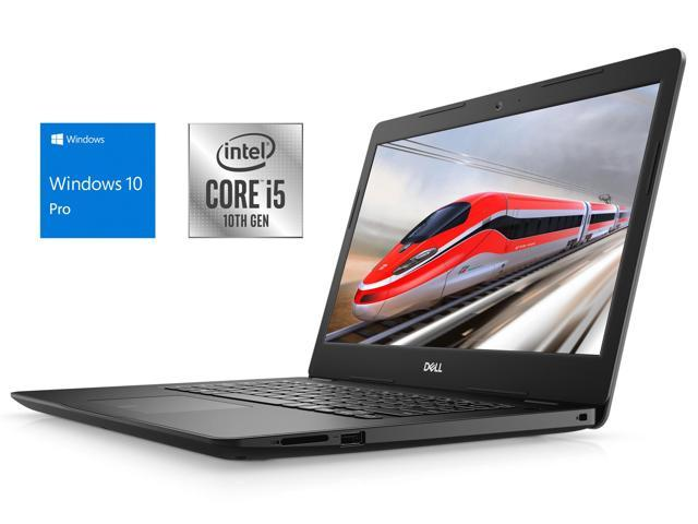 "Dell Inspiron 14 3000 Notebook, 14"" HD Display, Intel Core i5-1035G4 Upto 3.7GHz, 8GB RAM, 512GB NVMe SSD, HDMI, Card ..."