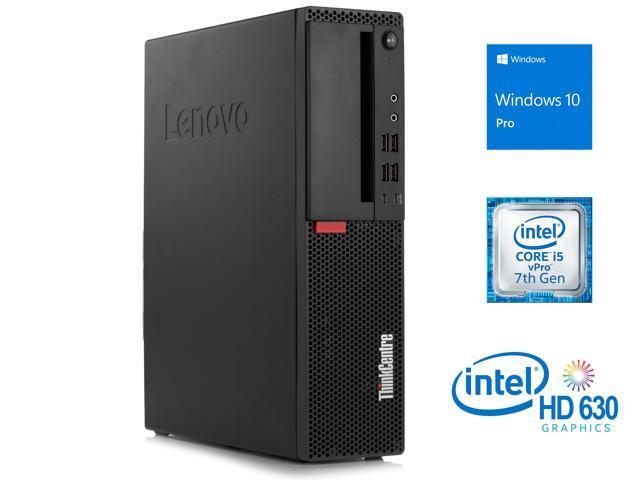 Renewed Intel Quad Core i5-6500-3.2 GHz DiaplayPort 16GB RAM USB 3.0 Windows 10 Professional 256GB SSD HDD RJ-45 Lenovo ThinkCentre M800Z 21.5 in HD+ All-in-One Desktop Computer DVDRW