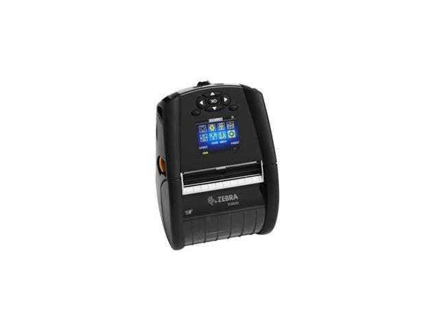Zebra ZQ620 Mono Direct Thermal 203dpi BT ZQ62-AUFB000-00 Mobile Printer -  Newegg com