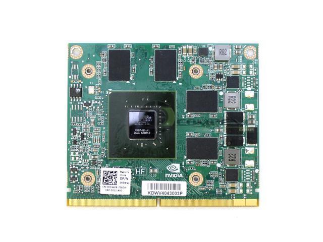 Used - Very Good: Nvidia Quadro 1000M 2GB MXM Mobile Dell KDWV4 Video Card  for Dell Precision M4600 M6600 N12P-Q1-A1 - Newegg com