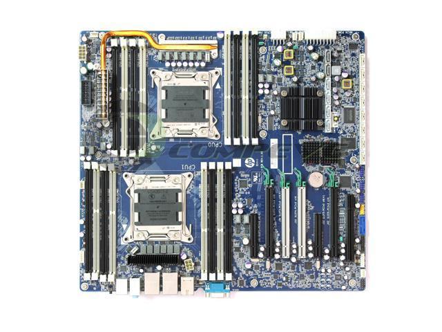 HP Z820 Intel LGA2011 DDR3 Motherboard WS 618266-004 708610-001 708610-601  - Newegg com