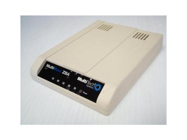 MultiTech MT5634ZBA USB V92 AV Data Fax World Modem V