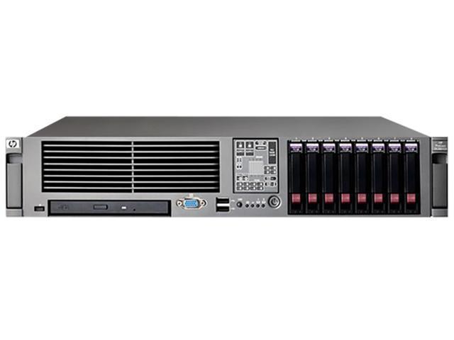 Rails P400// 4 x 146GB 10K SAS Proliant DL380 G5 2 x Dual Core 3.0Ghz 8GB