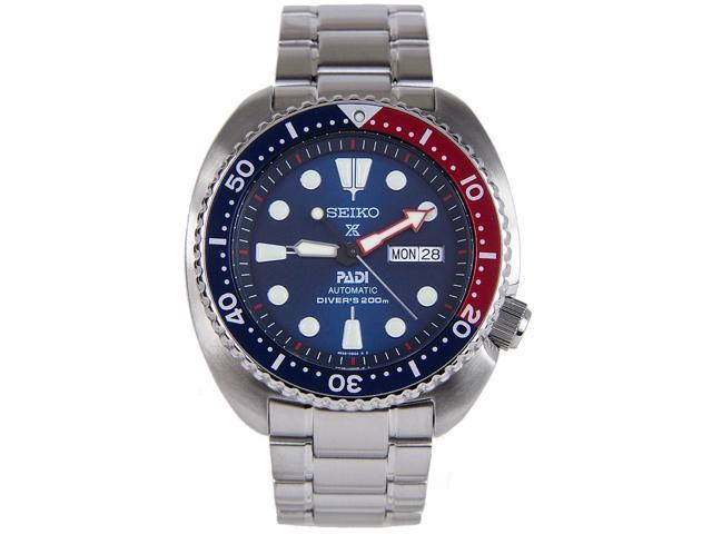 envío gratis b3c37 9fdc9 Seiko Prospex Padi tortuga buzos reloj SRPA21K1 - Newegg.com