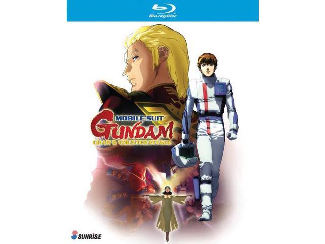 Mobile Suit Gundam Char S Counterattack Blu Ray Newegg Com