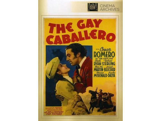 Romeroryansterlingmartin Gay Caballero Dvd Neweggcom