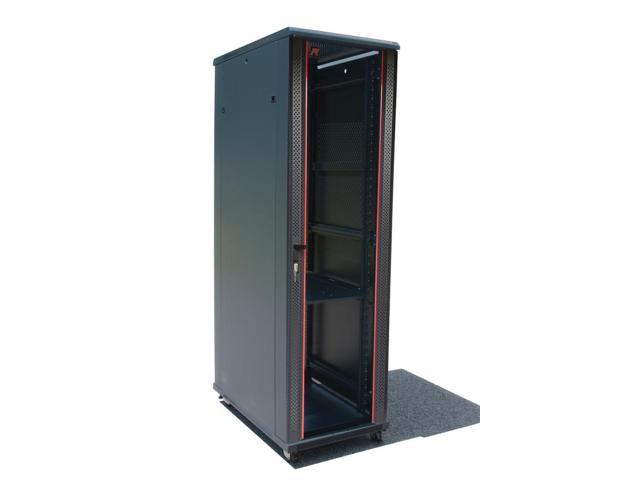 cabinet deep racks server de height half standing rack lores free cabinets
