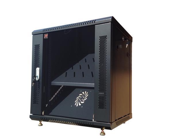 9u 18 Quot Depth Server Rack Cabinet Enclosure Accessories