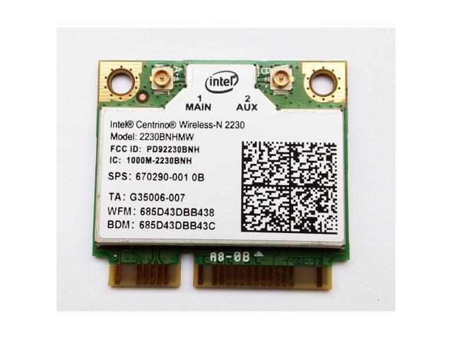 INTEL CENTRINO WIRELESS-N 2230 WI-FI ADAPTER 64BIT DRIVER