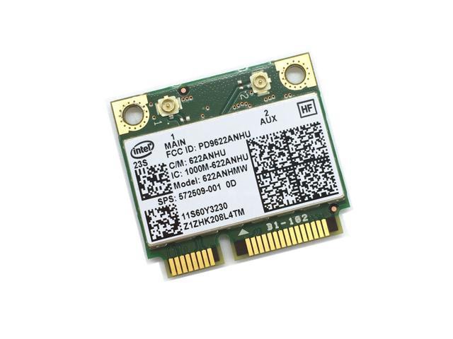 HP EliteBook 8440P Intel Centrino-N 6200 WiFi Wireless Card 622ANHMW  572509-001 - Newegg com