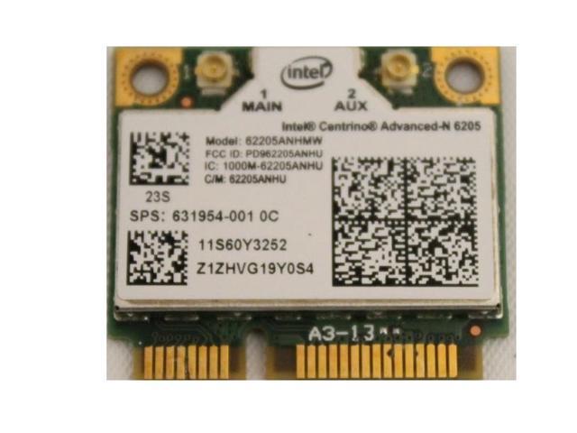 Genuine Intel HP WiFi Wireless Card Broadcom (631954-001) - Newegg com