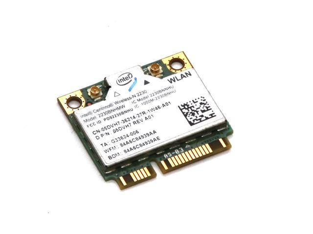 New Original Dell Inspiron 7720 2230BNHMW 5DVH7 5521 2230 Bluetooth 4 0  WLAN Wireless Card - Newegg com