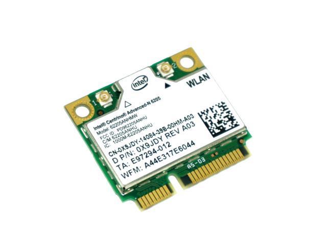 Dell OEM Intel Centrino Advanced-N 6205 WiFi Wireless N Card 62205ANHMW Desktop