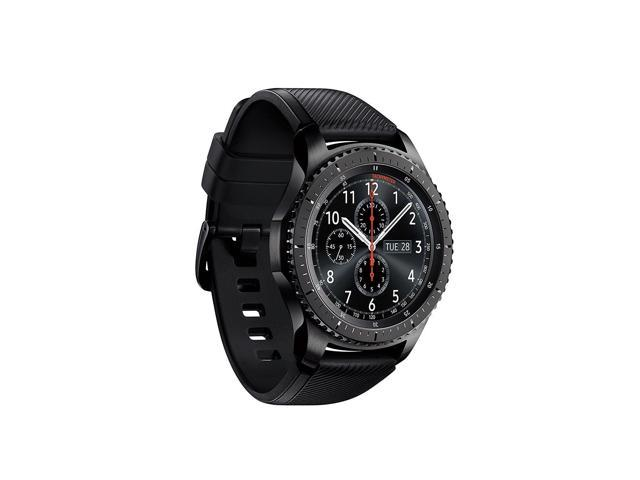 Samsung Gear S3 Frontier 4G LTE (AT&T) Wi-Fi Tizen 46mm Smart Watch -  Newegg com