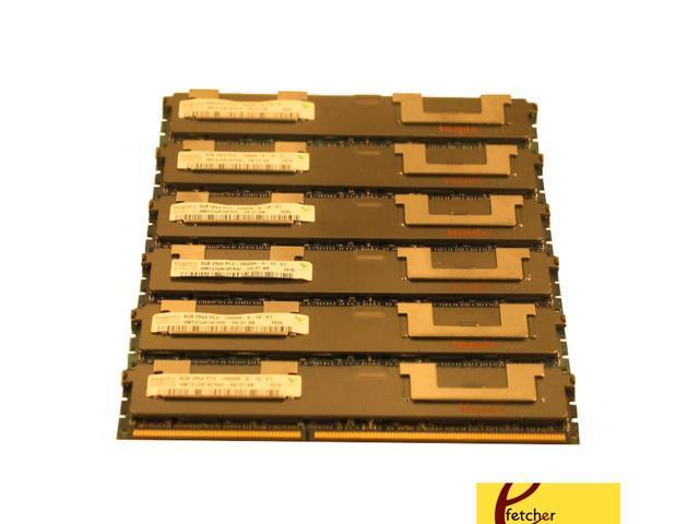 MEMORY FOR DELL PRECISION WORKSTATION T5500 8X8GB T7500 DDR3 ECC REG 64GB