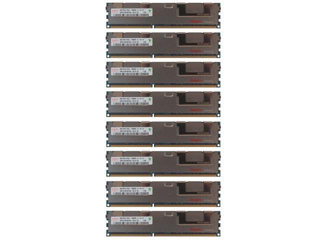 Dell PowerEdge  R610 R710 R815 R510 C6105 C6145 R720 Memory Ram 8 x16GB 128GB