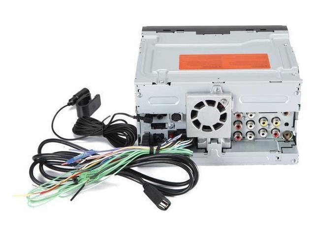 Pioneer MVH-1400NEX 2 DIN Bluetooth Digital Media Player CarPlay Spotify Radio