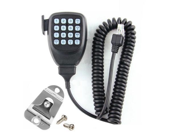 DTMF Microphone for Kenwood radio TM-271A TM-281A TM471A TM-D710A TM-V71A  KMC-32 - Newegg com