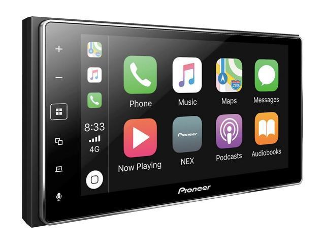 Pioneer MVH-1400NEX 2 DIN Digital Media Player 6 2