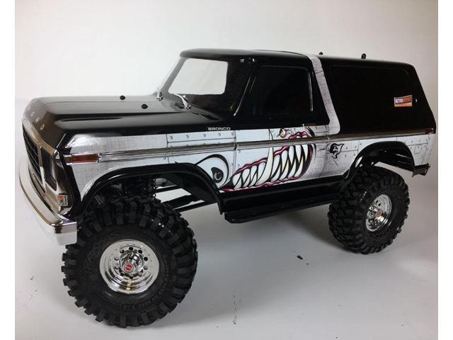 Warthog Traxxas TRX4 Bronco Body Skin Wrap Decal TRX-4 Ultradecals -  Newegg com