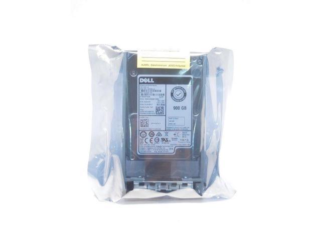 """400-APGB DELL 900GB 15K SAS 2.5/"""" 12Gb//s HDD KIT WITH 13TH GEN TRAY FS"""