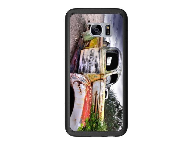 Truck Edge Mobile >> Old Rusty Truck For Samsung Galaxy S7 Edge G935 Case Cover By Atomic Market Newegg Com