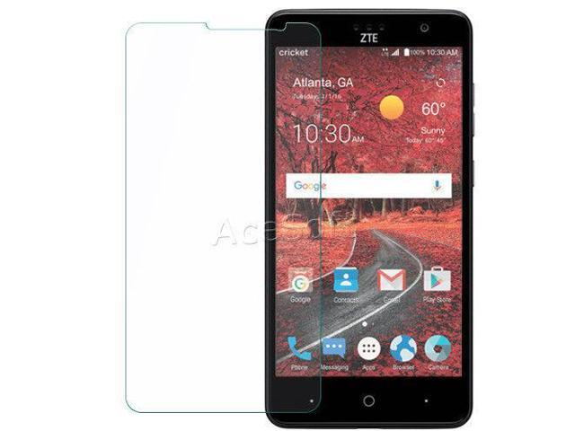 Premium Tempered Glass Screen Protector for AT&T ZTE Blade Spark Z971 Phone  - Newegg com