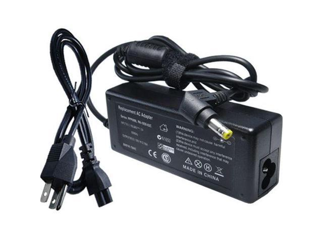 AC Adapter Power Cord for Toshiba Satellite C855D-S5303 C855D