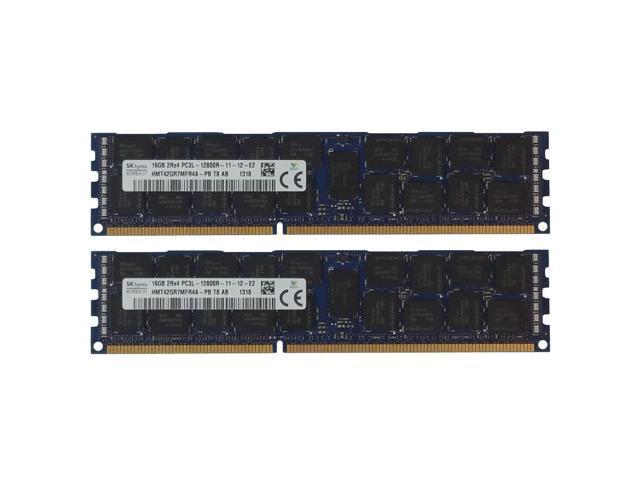 4 x 8GB Memory For Dell PowerEdge M520 M620 M610x M820 M915 R415 C6220 32GB