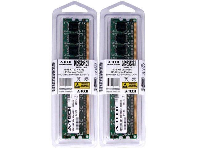 16GB Kit 2x 8GB HP Proliant DL585 DL980 ML370 SL165S SL165Z G7 Memory Ram