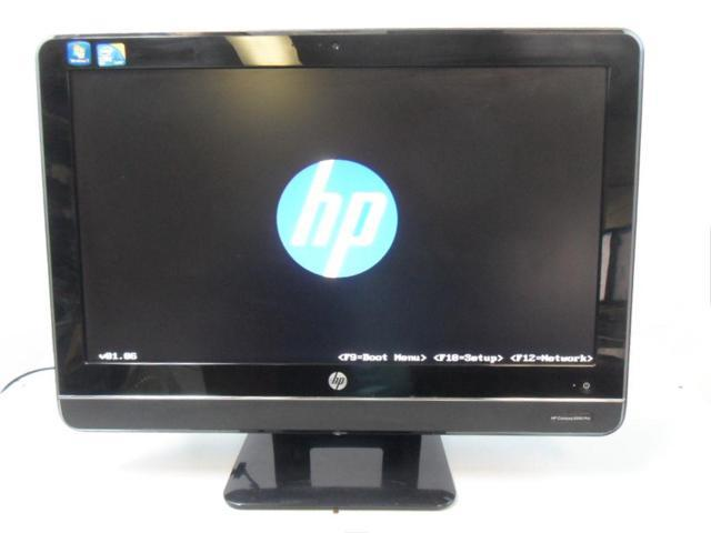 Used - Like New: HP Compaq 6000 Pro AiO Desktop 2 Duo E7600 3 06GHz 4GB RAM  320GB HD Win 7 Pro - Newegg com