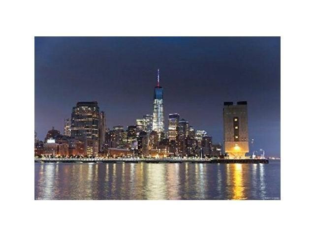 NEW YORK CITY 24x36 FREEDOM TOWER POSTER NYC SKYLINE 3287