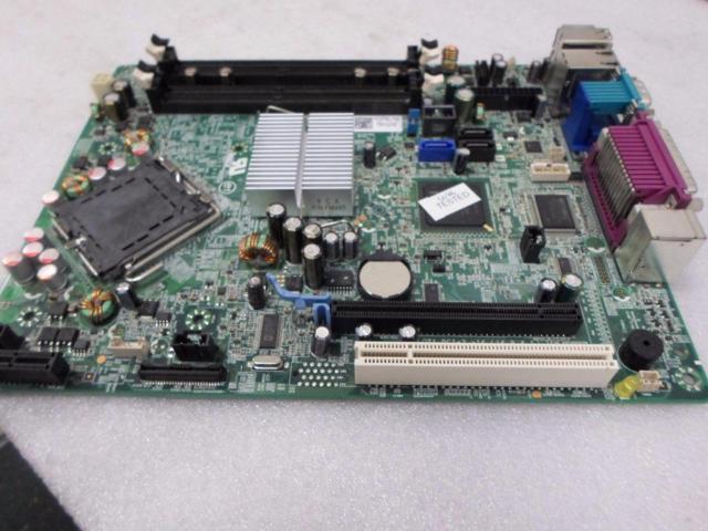 DELL 0K075K MOTHERBOARD no cpu for DELL OPTIPLEX 960 SFF
