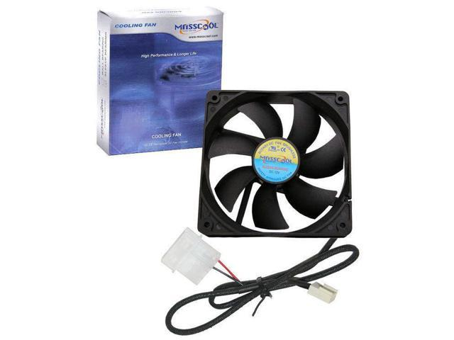 Silenx IXP-52-14 iXtrema Pro 80x15mm 14dBA 24CFM PC Computer Case Fan