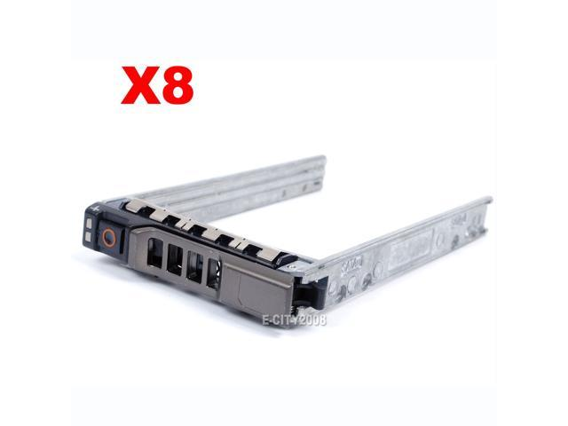 "New 3.5/"" SAS SATA Hard Drive Tray Caddy For Dell PowerEdge R720xd Ship From USA"