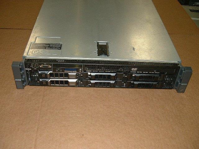 Used - Like New: Dell PowerEdge R710 Virtualization Server 3 33GHZ 12-CORES  144GB 12TB H700 RAID - Newegg com