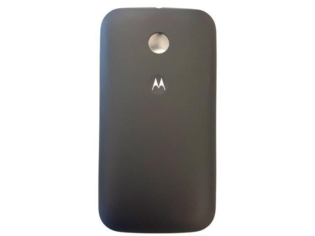 timeless design c9a5f 6807c Motorola Moto E XT830C 830C Tracfone Phone Battery Back Cover Door Housing  Case - Newegg.com