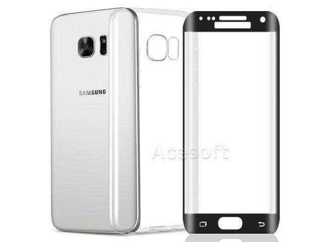 sports shoes d3583 f03d2 9H+ Screen Protector Film Silicone Soft Case for Samsung Galaxy S7 edge  G935T US - Newegg.com