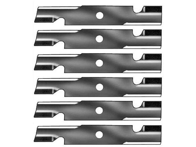 "3 Rotary 11231 High-Lift Blades 48/"" Exmark 103-6401 103-6381 103-6391 103-6396"