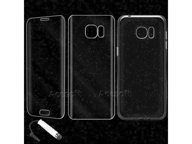 buy popular 3d589 8000a Full Cover Tempered Glass Screen Protector Case for Samsung Galaxy S7 Edge  G935V - Newegg.com