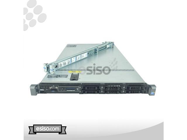 Refurbished: DELL POWEREDGE R610 2x QUAD CORE X5550 2 66GHz 8GB RAM 2x  128GB SSD - Newegg com