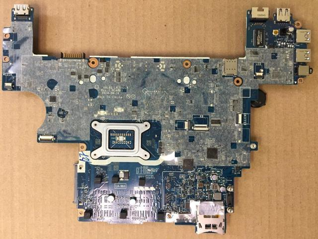 0X8DN1 X8DN1 Y23GF VAL90 LA-9931P TESTED Dell Latitude E6440 Intel Motherboard