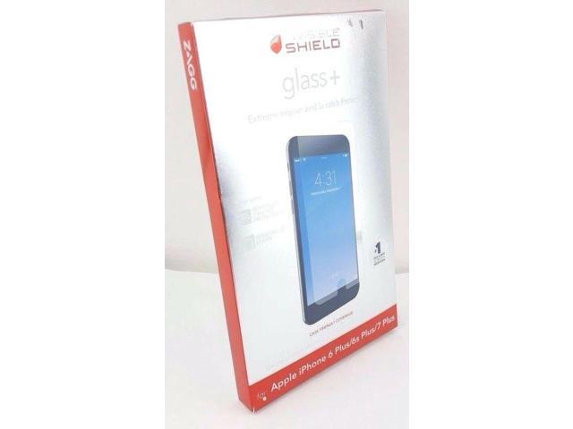 new style 0e2a7 b4c45 ZAGG Invisible Shield Glass For iPhone 6 PLUS 5.5 inches NEW Case Friendly  - Newegg.com