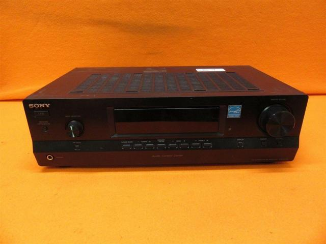 Used - Like New: Sony Model STR-DH100 2-Channel 100W Home Audio Stereo  AM/FM Receiver - Newegg com