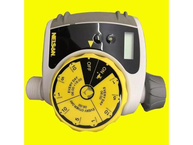Automatic Smart & Digital Garden Irrigation Controller Electronic Water  Timer MT - Newegg com